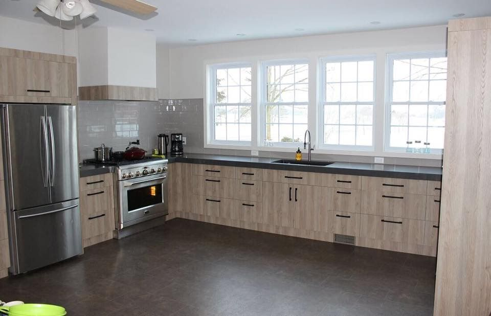 Idea by Pioneer Cabinetry on Modern U Shaped Layout   Home ...