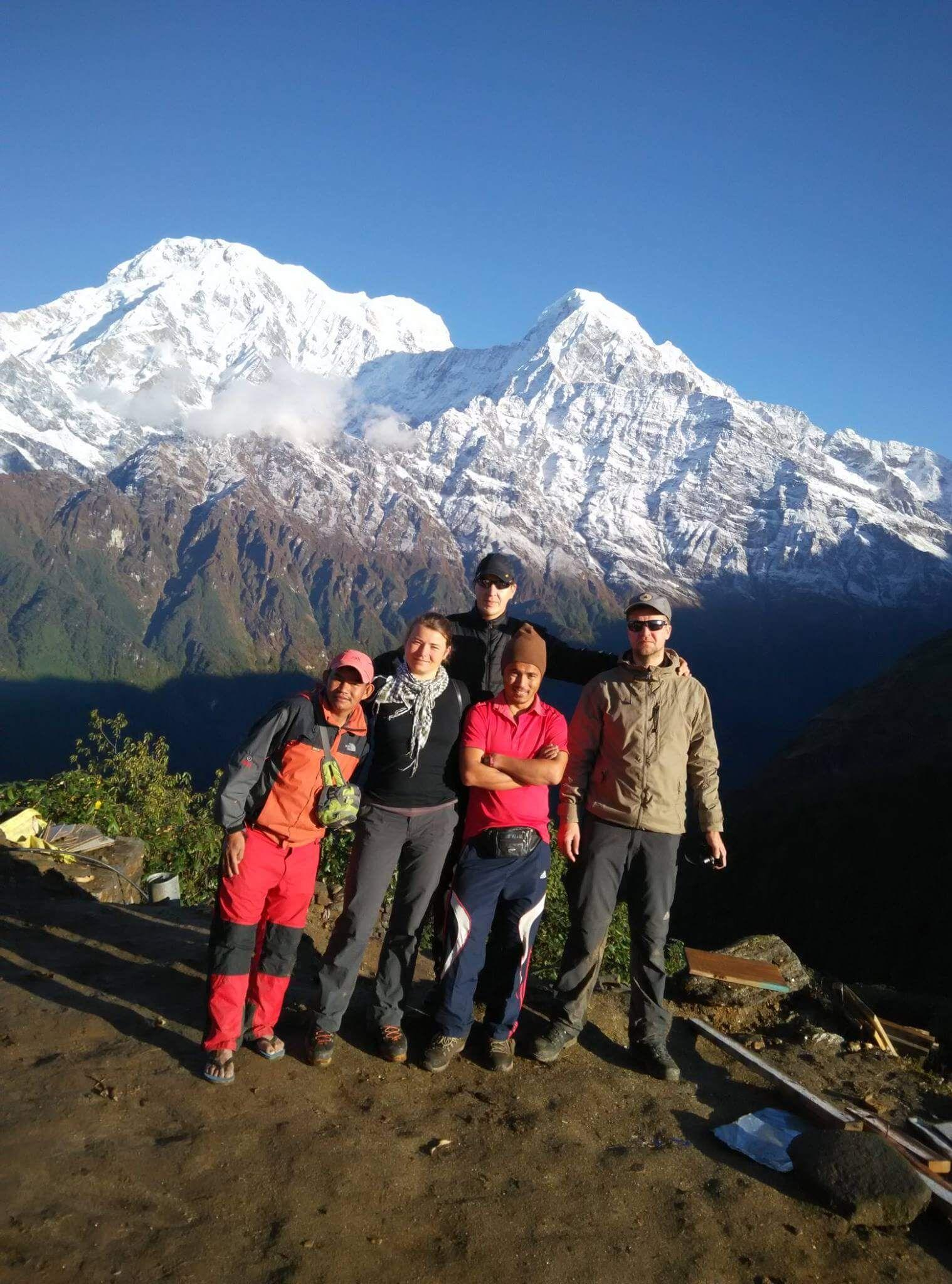 Nepal Trekking, Trek, Nepal