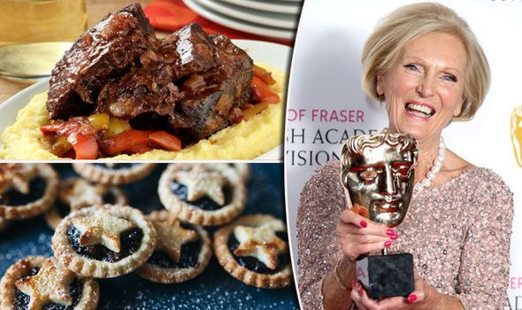 Mary Berry's Festive Feasts: Roast Prime Rib Of Beef and ...