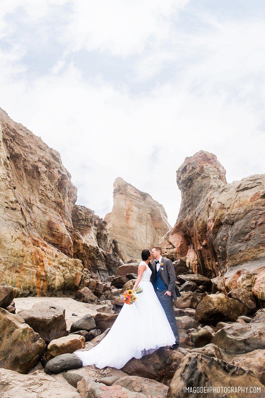 Pacific City Oregon Wedding, Pelican Pub Beach Weddings, Cape Kiwan ...