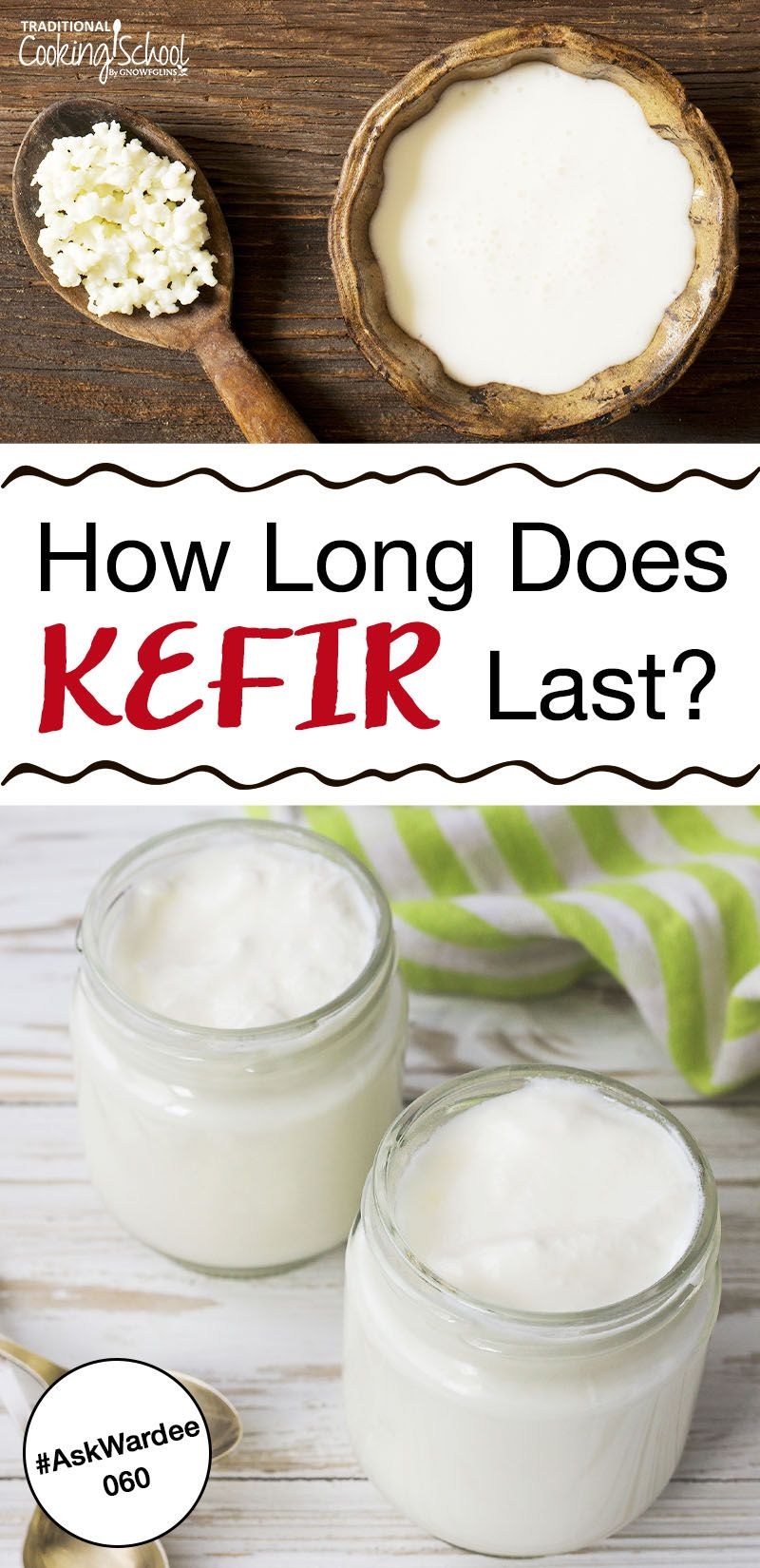 How Long Does Kefir Last Askwardee 060  Fermented -3437