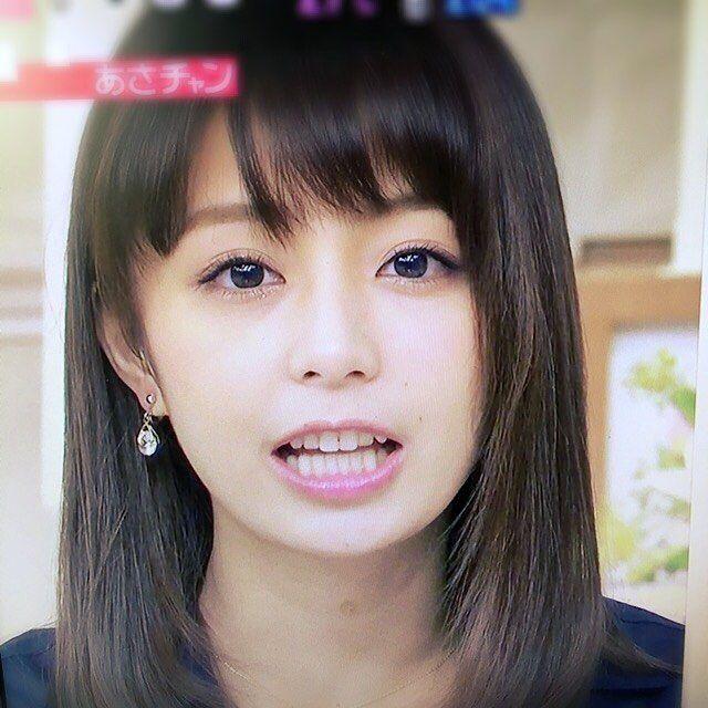 宇垣美里 ちゃんが今朝もかわいいです。 #TBS #アナウンサー #あさ ...