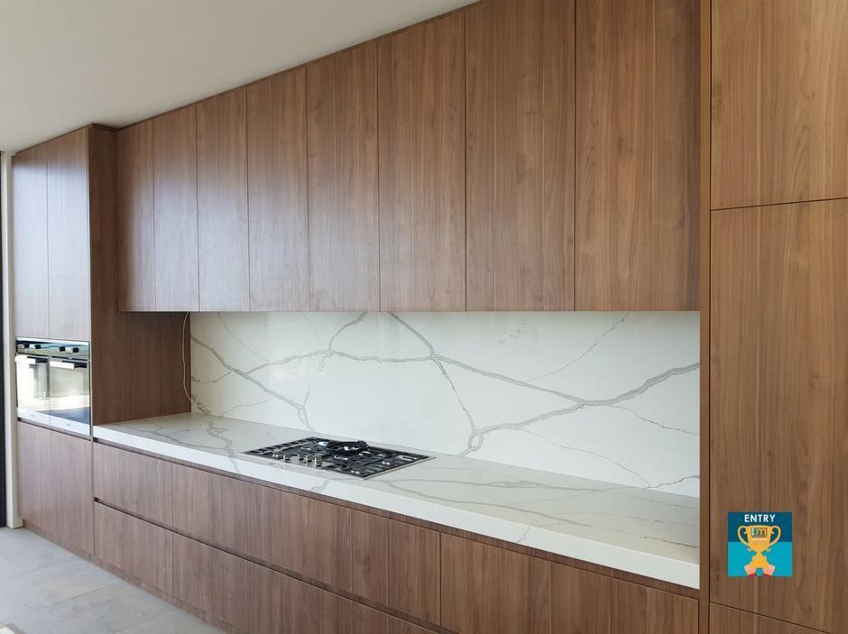 Best Product Polytec Woodmatt Colour Notaio Walnut 400 x 300