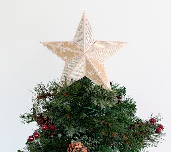Star Christmas Tree Topper Make It Now In Cricut Design Space Christmas Tree Star Topper Christmas Tree Star Christmas Tree Toppers