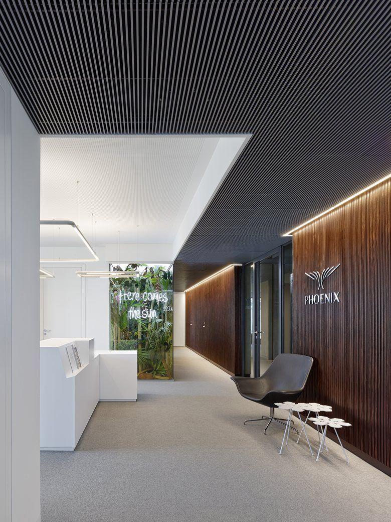 Phoenix real estateoffice frankfurt germany ippolito for Interior design frankfurt