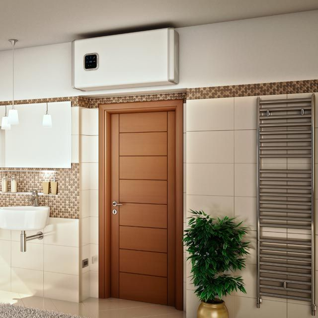 chauffe eau lectrique plat 65l velis ariston castorama salle de bains en 2019 chauffe eau