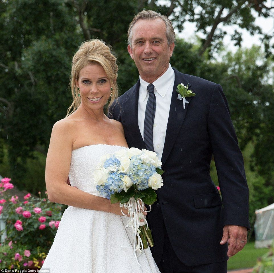 Pic excl first glimpse at cheryl hines and bobby kennedys pic excl first glimpse at cheryl hines and bobby kennedys wedding junglespirit Choice Image
