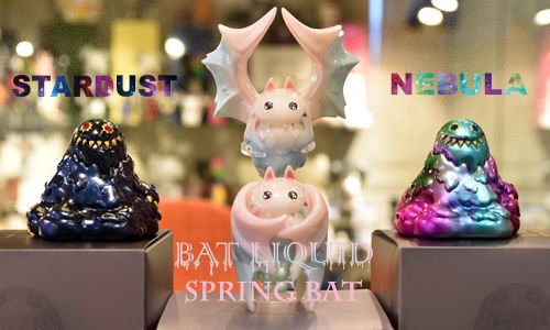 "InstincToy's ""Bat Liquid (Spring Bat)"" & ""LiquidStage"" in two colors!"
