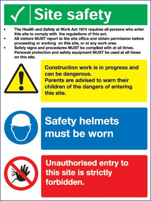 Safety Signs Intentional Injury Prevention Hse Pinterest