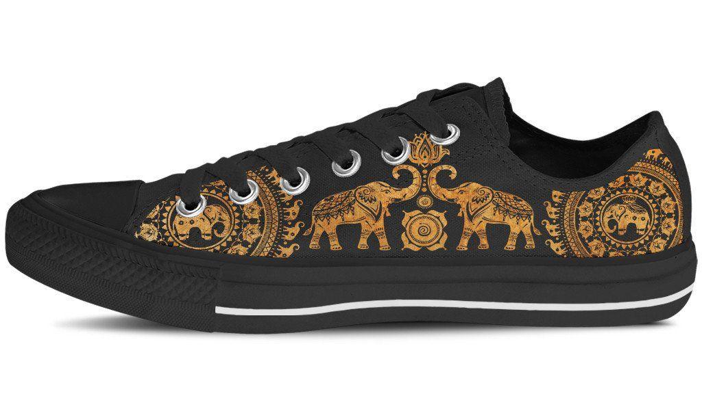 Elephant shoes, Canvas shoes, Shoe boots
