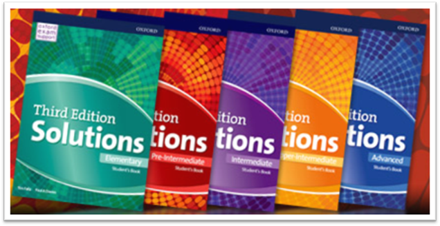 Dvd Ebook Oxford Solutions 3rd Edition 5 Levels The Complete Series English Course Word Skills Teacher Books