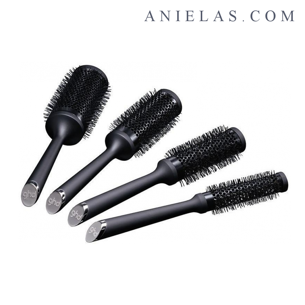Compliment Your Style With This Hand Picked Ghd Ceramic Vented Radial Brush So Easy To Use Easily Blast Hair Unti Short Hairstyles Fine Fine Hair Spray Wax