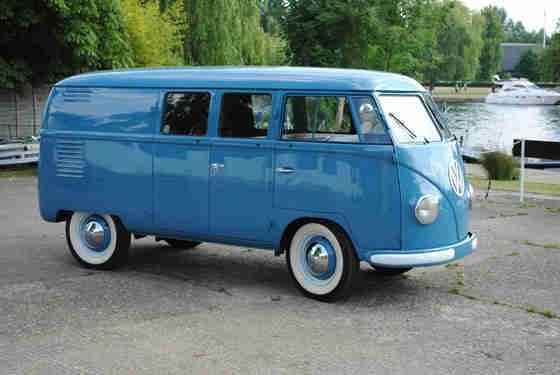 1952 Split Barndoor Camper For Sale Oldbug Com Volkswagen Vintage Vw Bus Volkswagen Bus