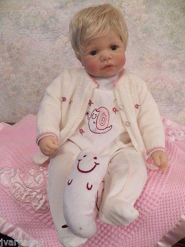 Bettine Klemm GOTZ doll