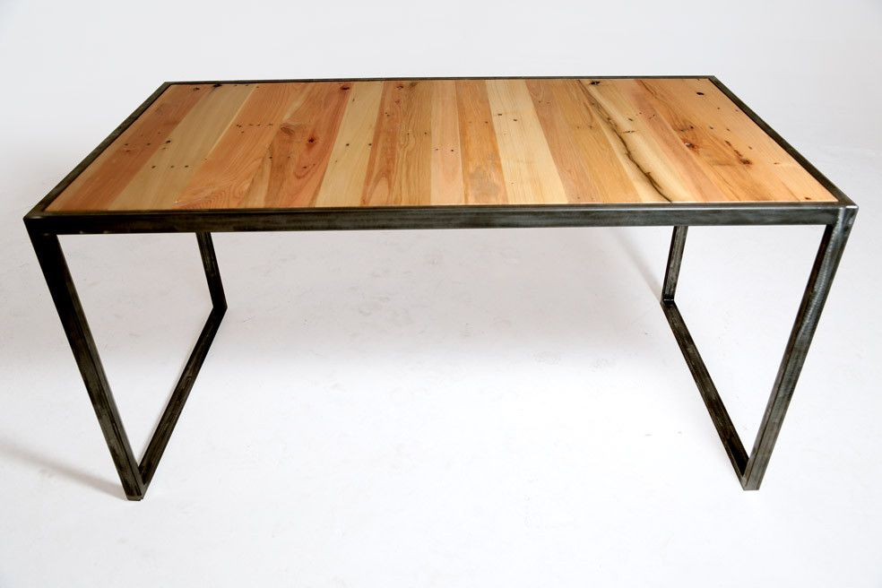 Reclaimed Pallet Wood Table Barlow Pieces Table