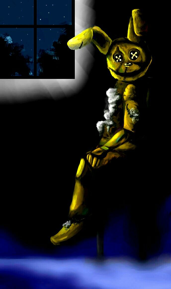 Pin by Андрей on Plushtrap | Fnaf funny, Fnaf, Scary