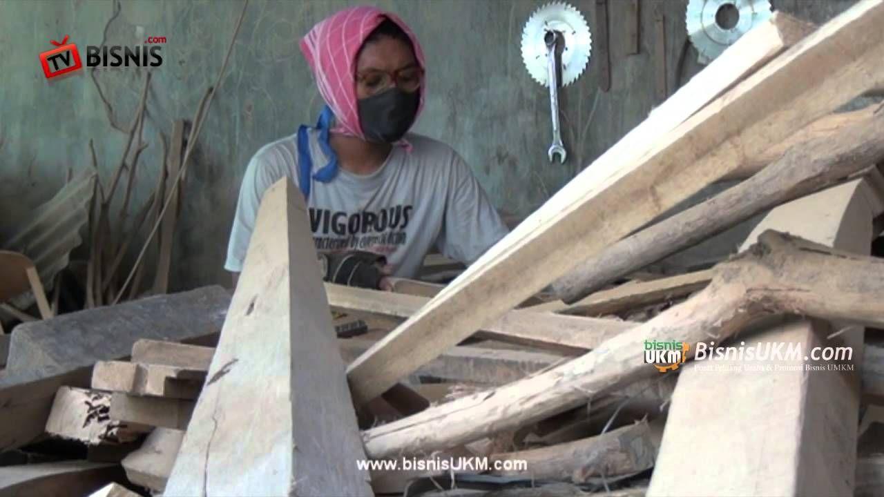 Bisnis Kreasi Limbah Kayu Bisa Tembus Pasar Ekspor Kayu Limbah Bisnis Kreasi limbah kayu