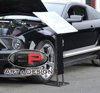 Portable Car Show Display Stands Car Show ExpoContestant - Car show booth ideas