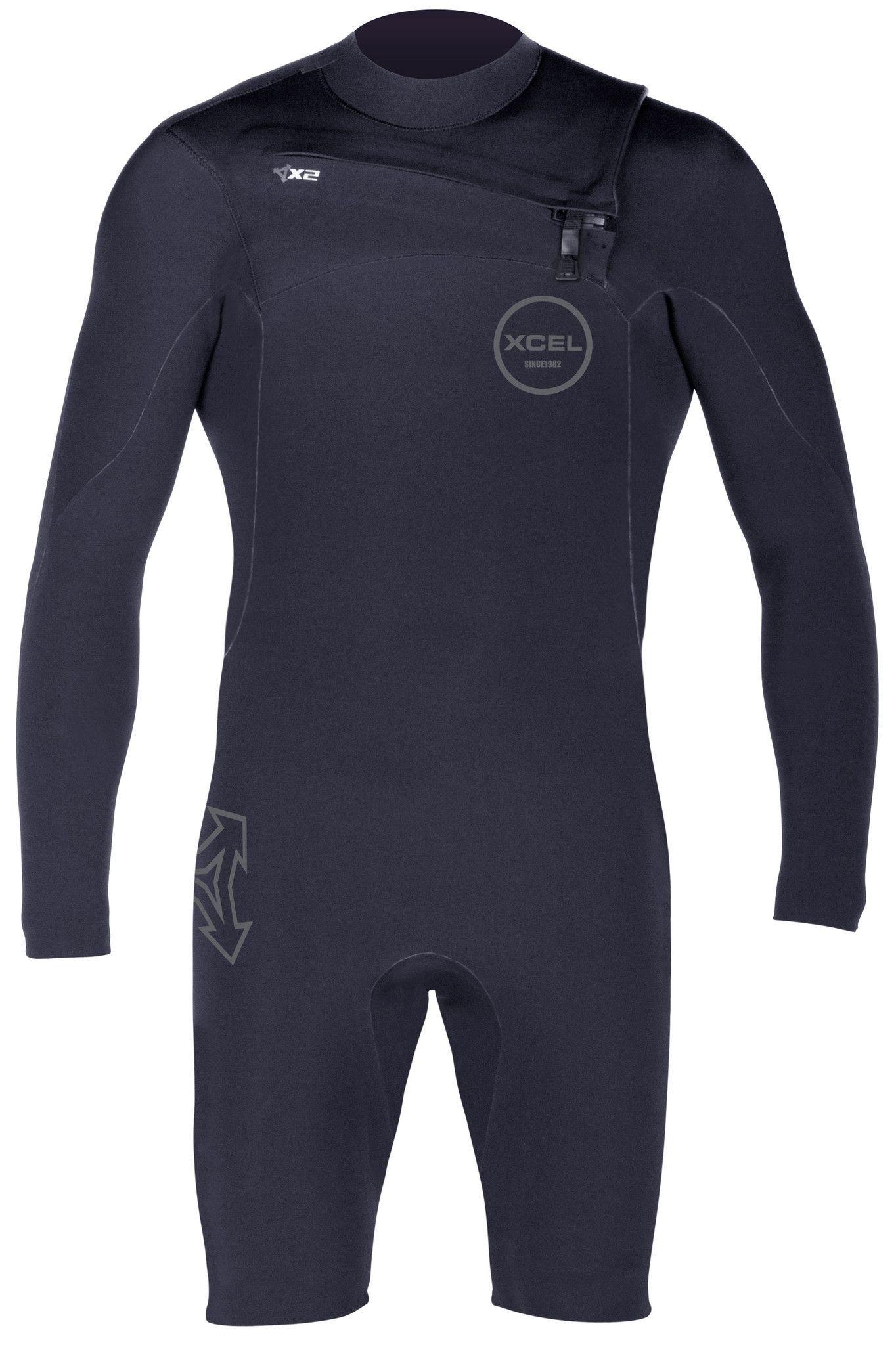 bede63c5f0 Xcel Mens Wetsuit Infiniti Comp Long Sleeve Springsuit