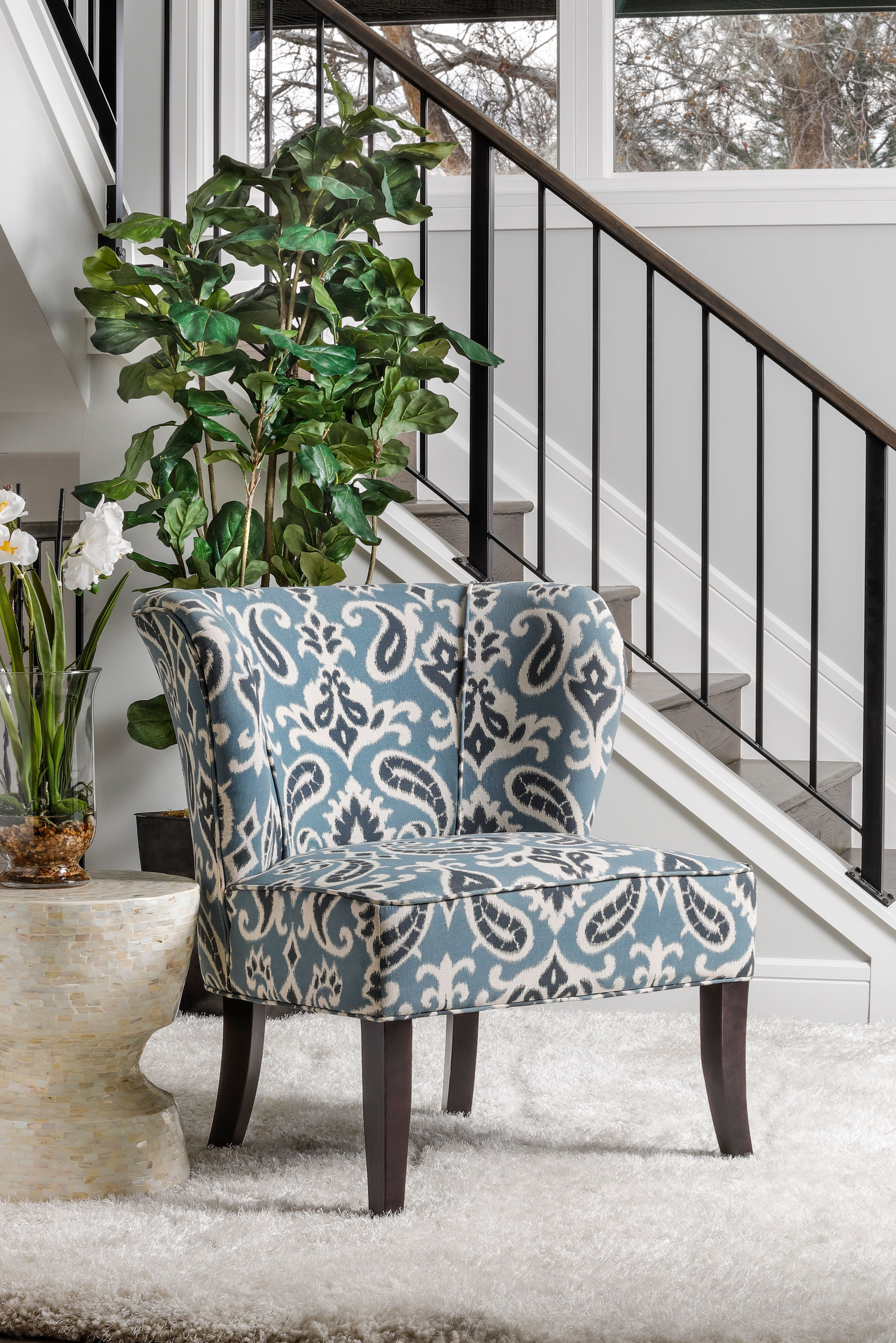 Accent Chairs Blue Accent Chairs Living Room Accent Chairs