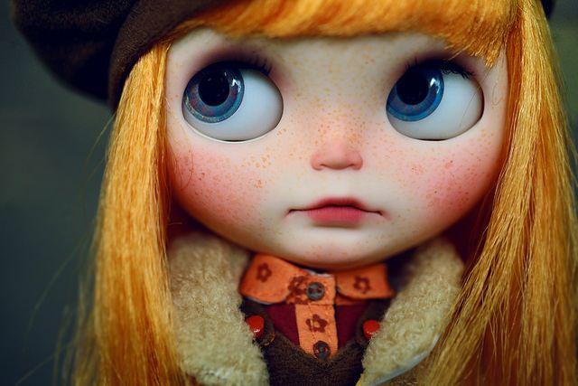 Blythe / close-up   Flickr - Photo Sharing!