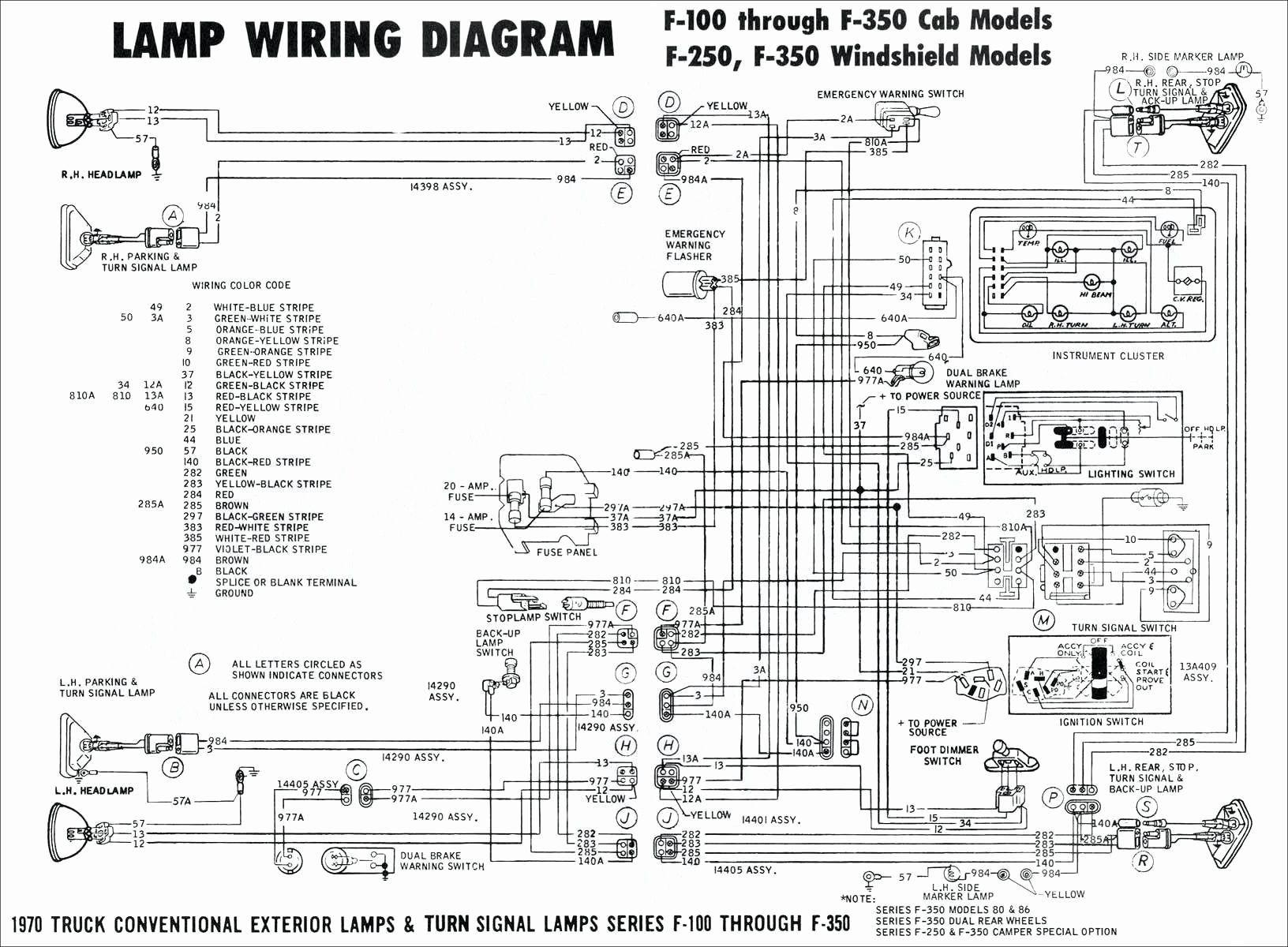 Unique Wiring Diagram Avanza
