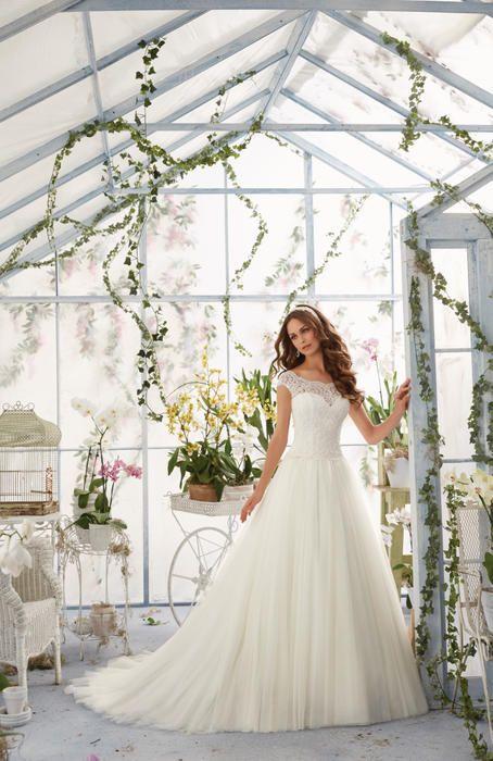 Blu Bridal by Mori Lee 5403 Blu Bridal Collection by Mori Lee ...