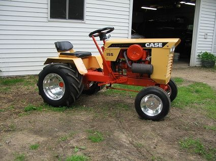 17 Best images about Ingersoll Case Garden tractors on Pinterest