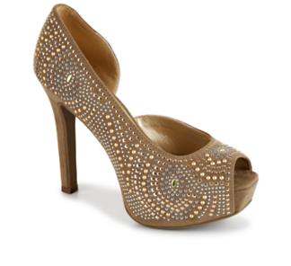 18684588185f Limelight Tariff Women s Shoe Peep Toe Heel Pump