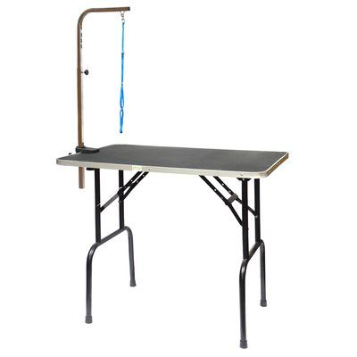 Go Pet Club Dog Grooming Table With Arm Dog Grooming Pet Grooming Pet Dogs