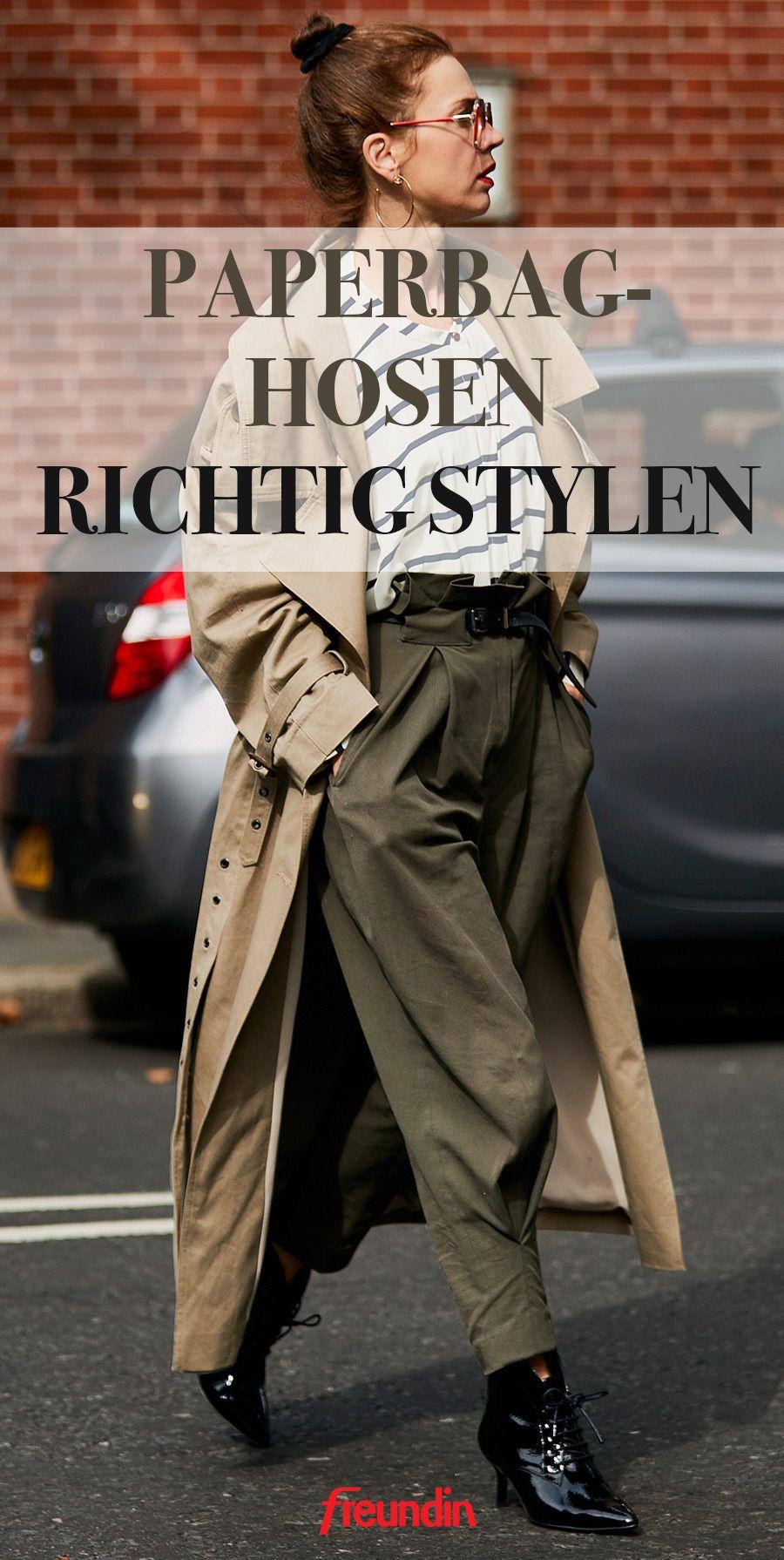 9be3269a1df5 Darum braucht jede Frau eine Paperbag-Hose   Fashion   Fashion ...