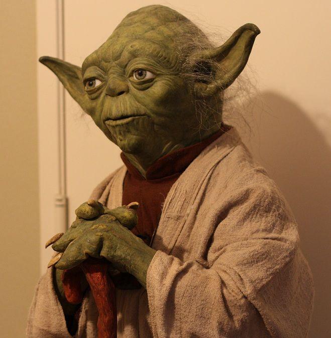 Lifesize Yoda Esb Puppet Prop By Godaiking On Deviantart Yoda Puppets Star Wars