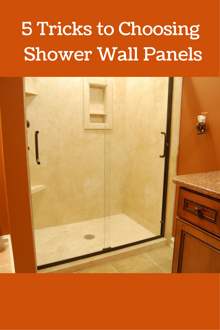 5 Guaranteed Tricks For Choosing Shower Wall Panels