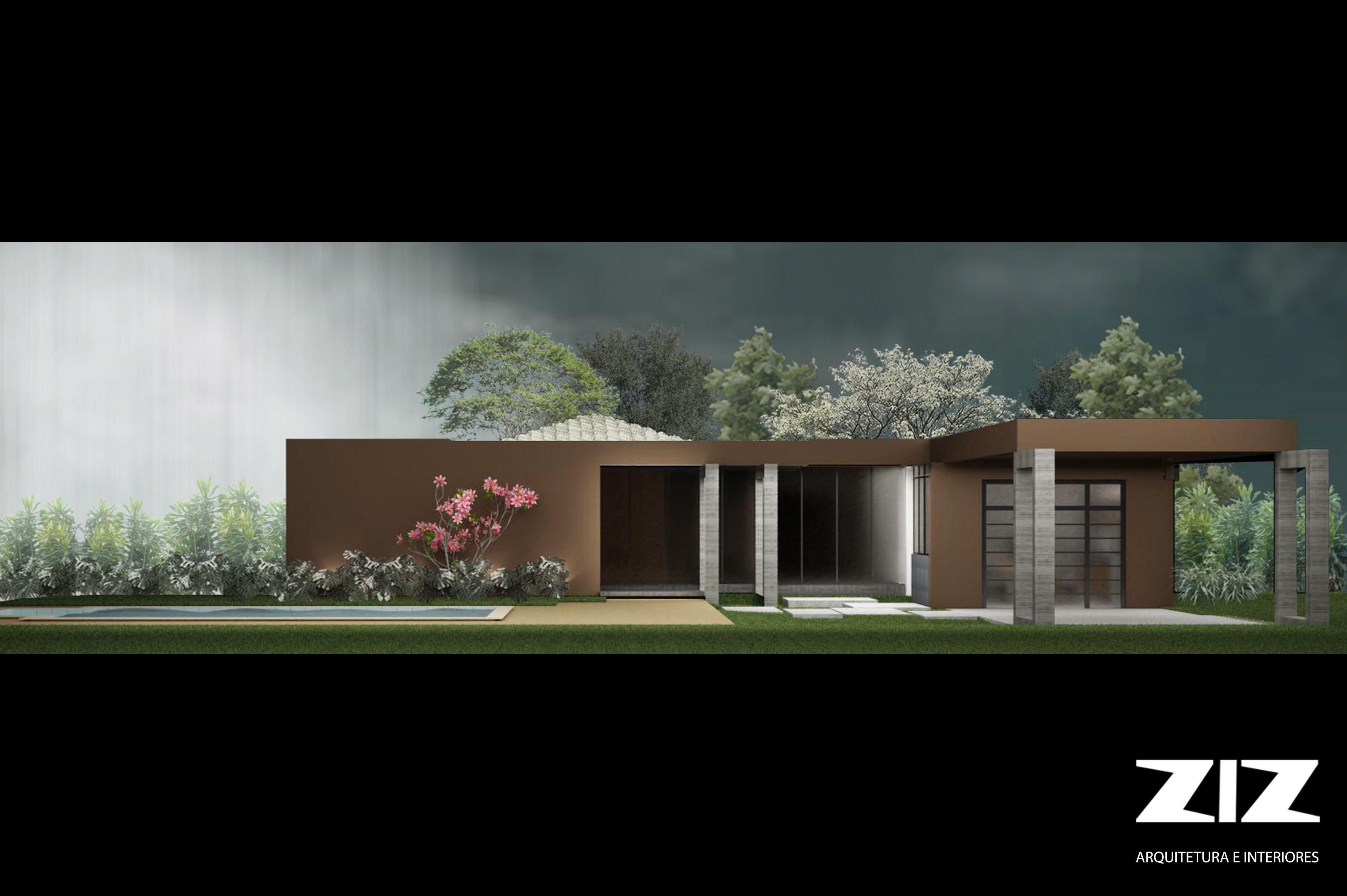 MPZ House By ZIZ Arquitetura   http://www.zizarquitetura.com.br/mpz-house