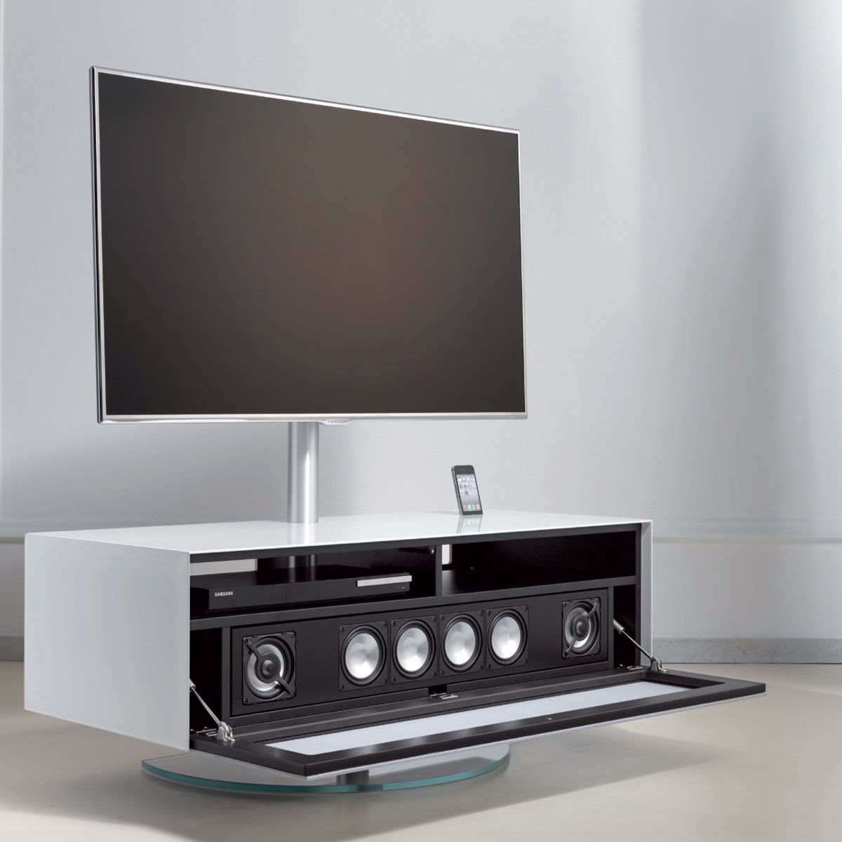 Design tv möbel lowboard  Tolle tv hifi möbel design | Deutsche Deko | Pinterest | Hifi ...