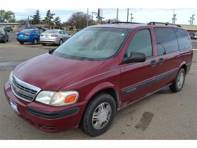 2005 Chevrolet Venture Ext Wb Ls At Pollard Of Amarillo