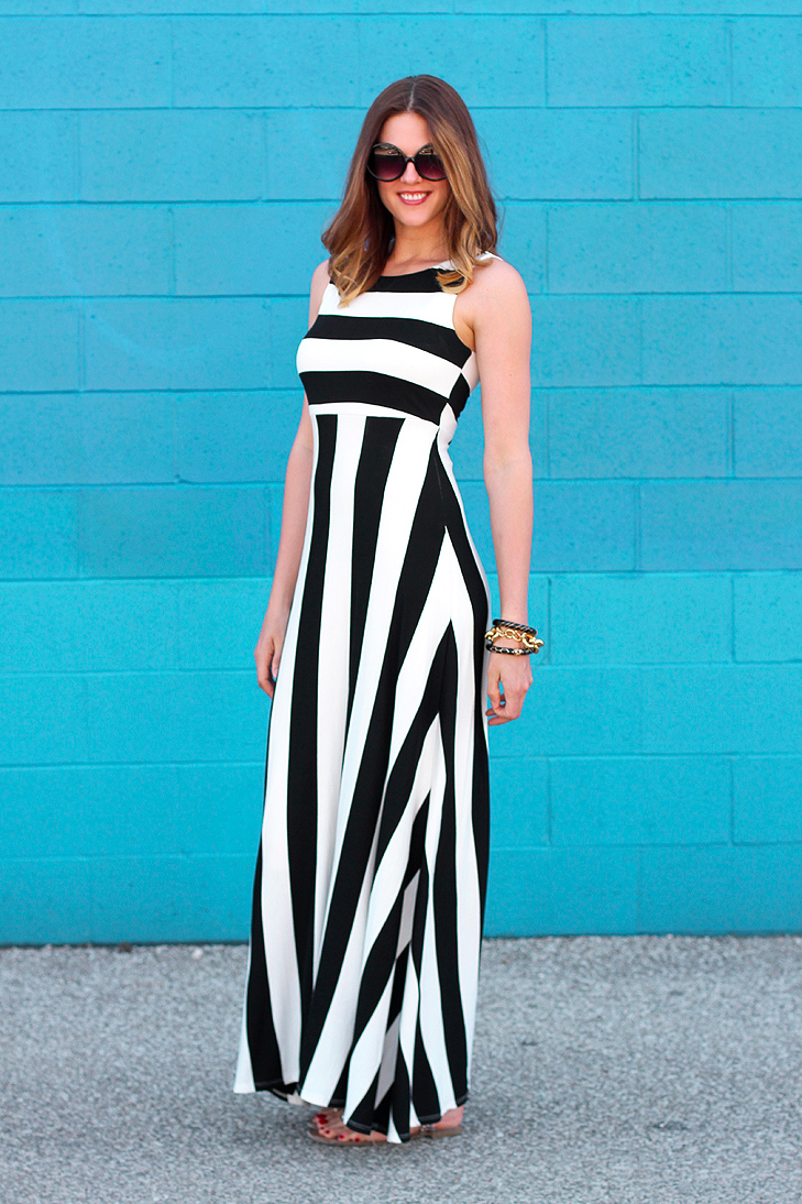 What I Wore: Stripes | BLOGGED | What I Wore | How to wear ...