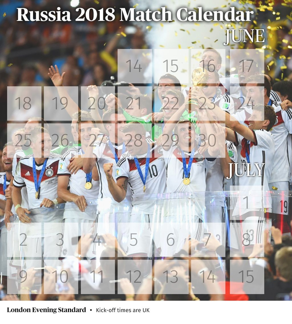 World Cup 2018 Results Latest Scores And Group Standings From Russia London Evening Standard World Cup World Cup 2018 Fifa World Cup