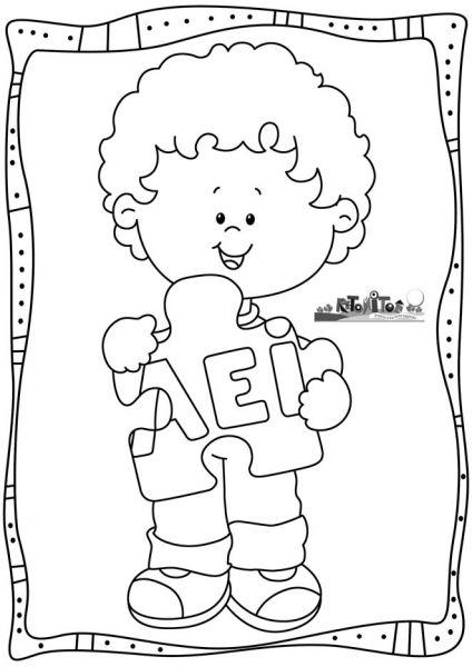 Retonitos Revista Para Educadores Y Padres Dibujo De Ninos Jugando Moldes De Ninos Imagenes De Ninos Estudiando