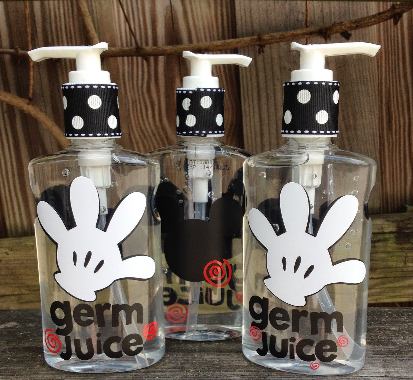 Personalized Mickey Mouse Water Bottle Gift Add Name