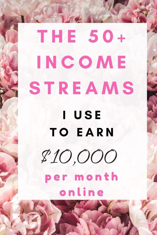 111 Side Hustle Ideas to Make Extra Money | Money Makers | Pinterest ...