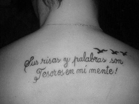 Ideas Originales Para Tatuajes De Frases Para Madres Muerte