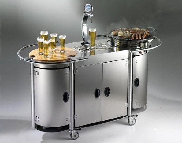 Alpina mobile bongos beer bar