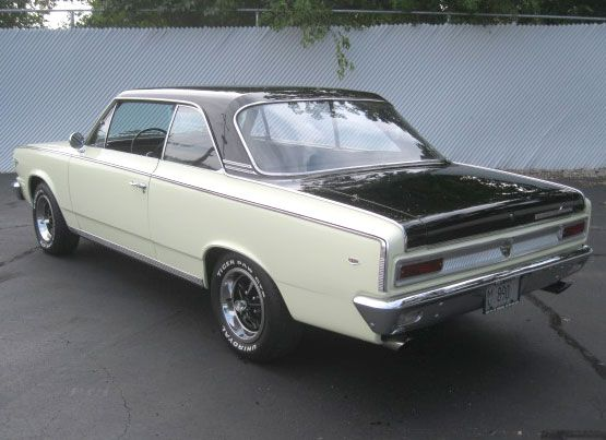 1966 Amc Rambler American Rogue Classic Cars Cars For Sale Amc