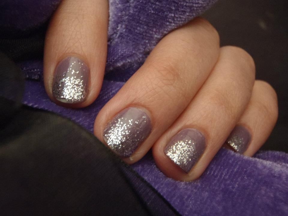 Fairy dust | My Nail Art | Pinterest