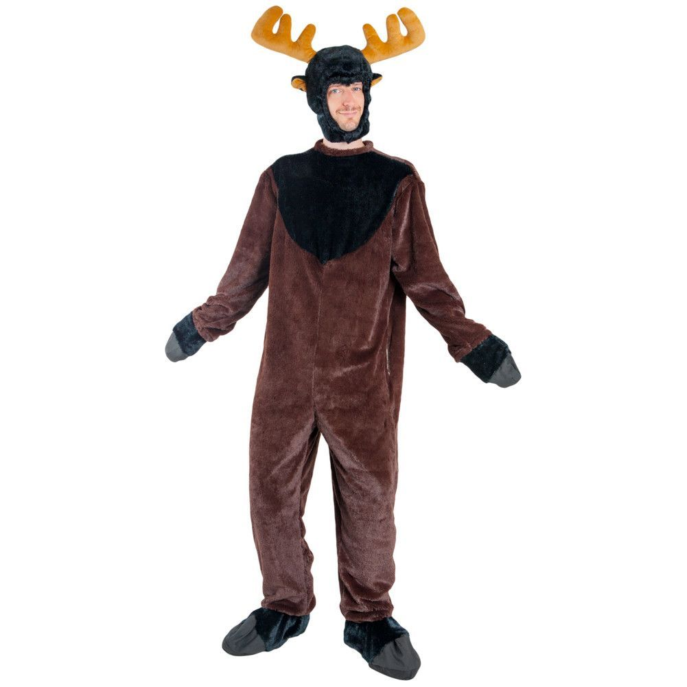 Adult Moose Costume | Products, Costumes and Moose