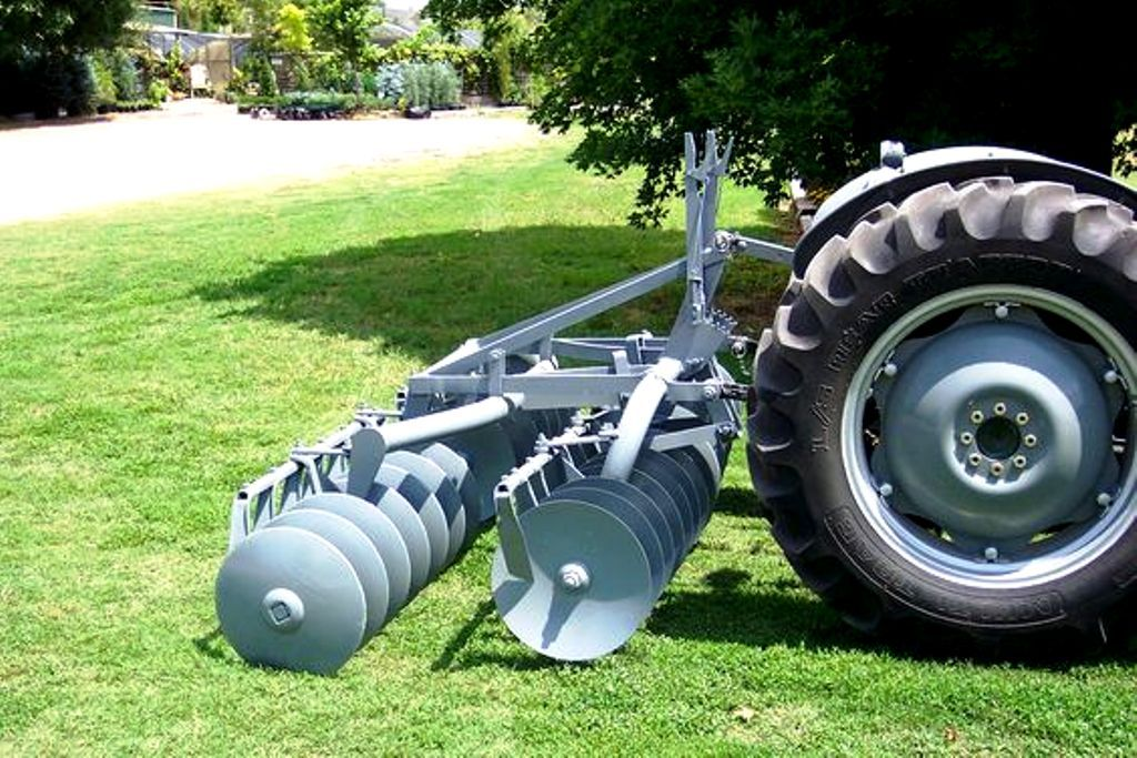 FERGUSON. TandemDisc. Vintage tractors, Ford tractors