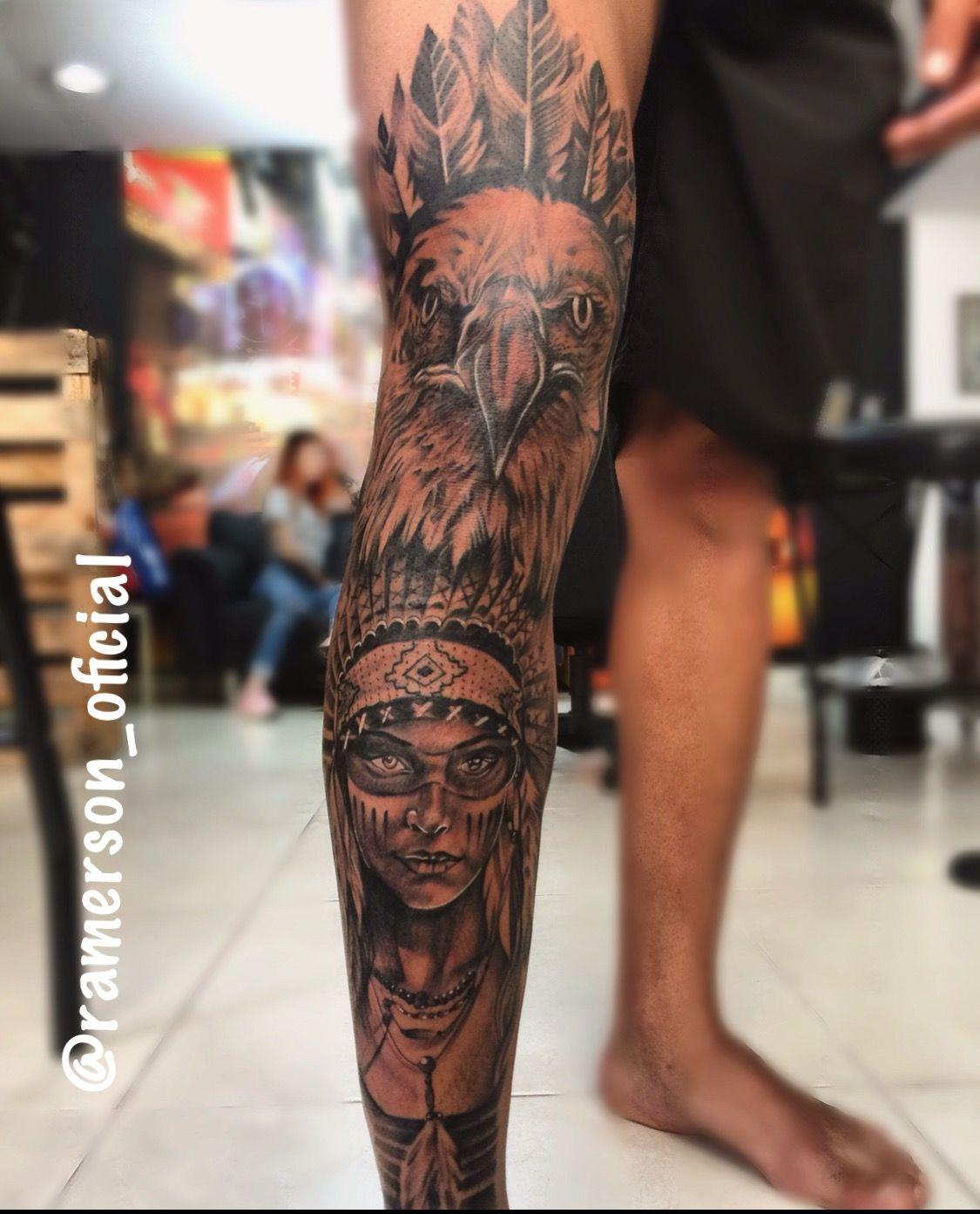 America Tattoo Tattoos Leg Tattoo Men Leg Tattoos