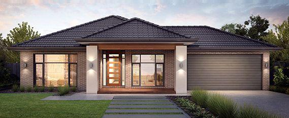 House facade single storey google search house for Single story facades