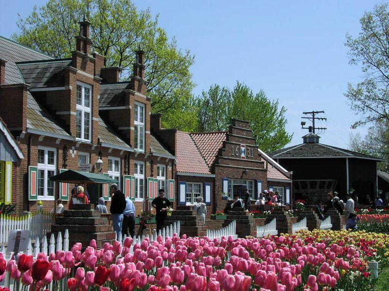 Windmill Island Gardens Holland, Michigan Holland